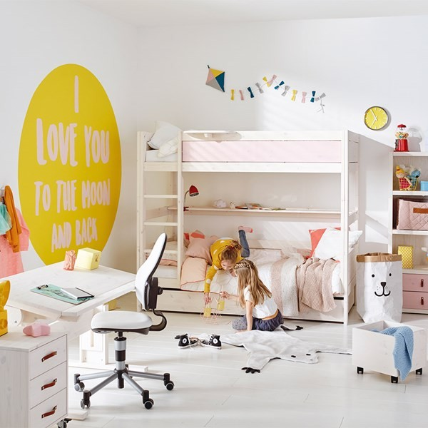 Sibling Sharing A Bedroom Making It Stress Free For All The Family Junior Magazine