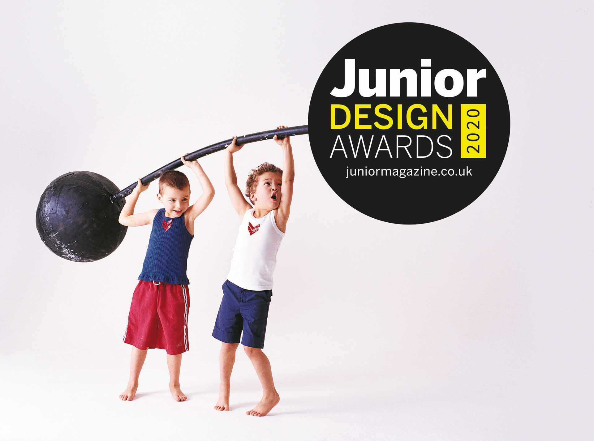 The Junior Design Awards 2020   Junior Magazine