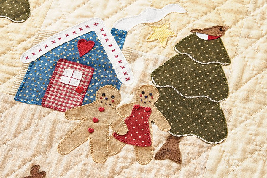 20 of the best Christmas quilt patterns