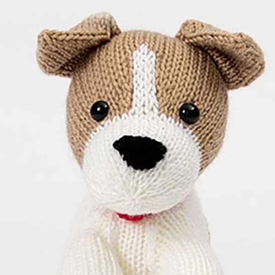 Jack Russell Knitting Pattern
