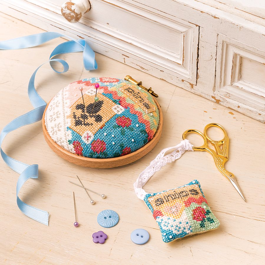 Top tips for cross stitch