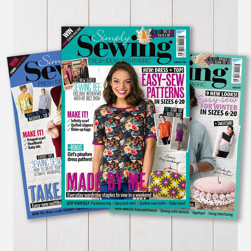 Simply Sewing downloads