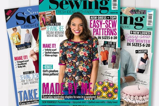 Sewing Patterns Names