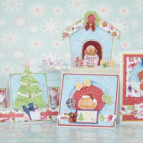Free festive pets printables