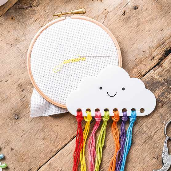 Beginners guide to cross stitch threads