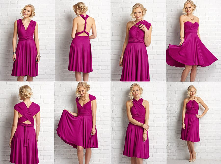 6. How to sew an infinity dress