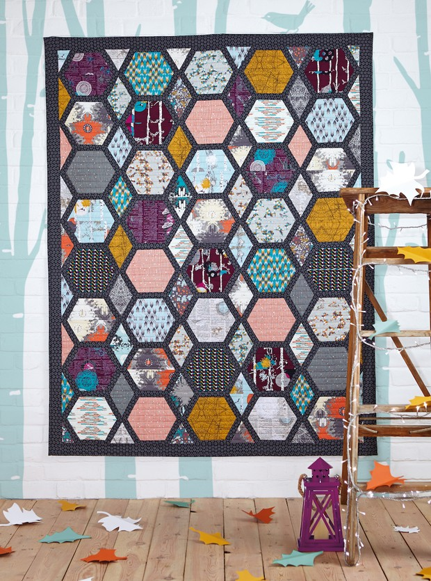 13 Of The Best Hexagon Quilt Patterns Gathered