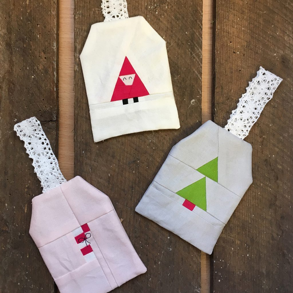 Free Christmas Foundation Paper Piecing Patterns Gathered