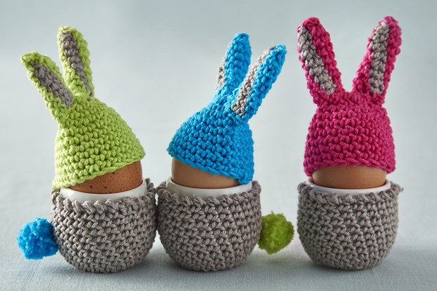 Pretty Bunny with floppy ears - Crochet Pattern - Amigurumi Today | 413x620