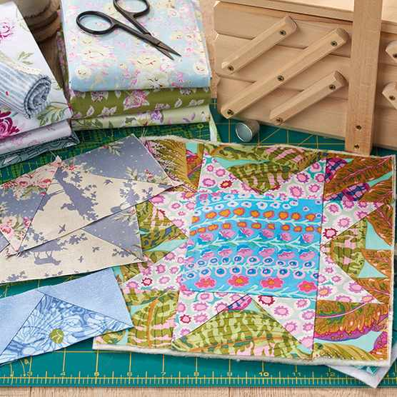 How to sew flying geese quilts