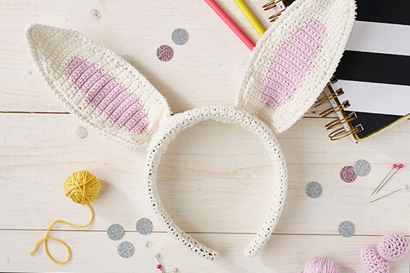 Free Easter Bunny Ears Pattern