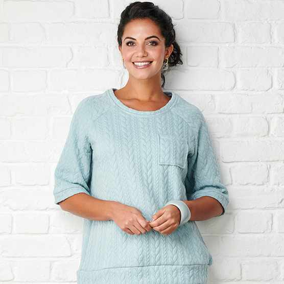 Jumper sewing pattern