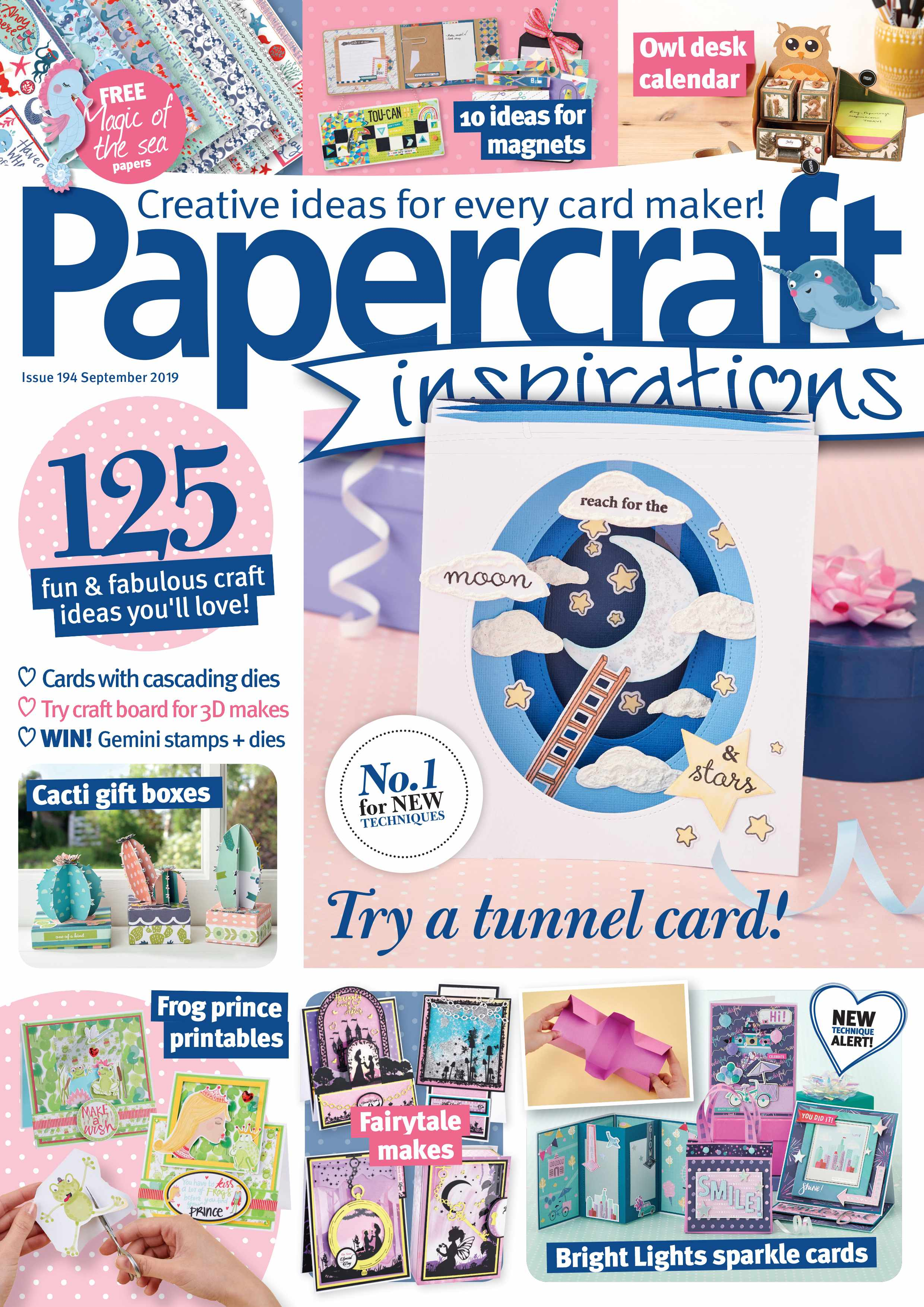 Papercraft inspirations magazine issue 194