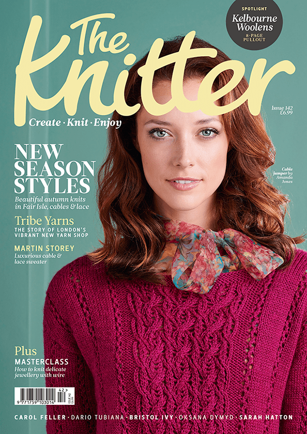 The Knitter issue 142