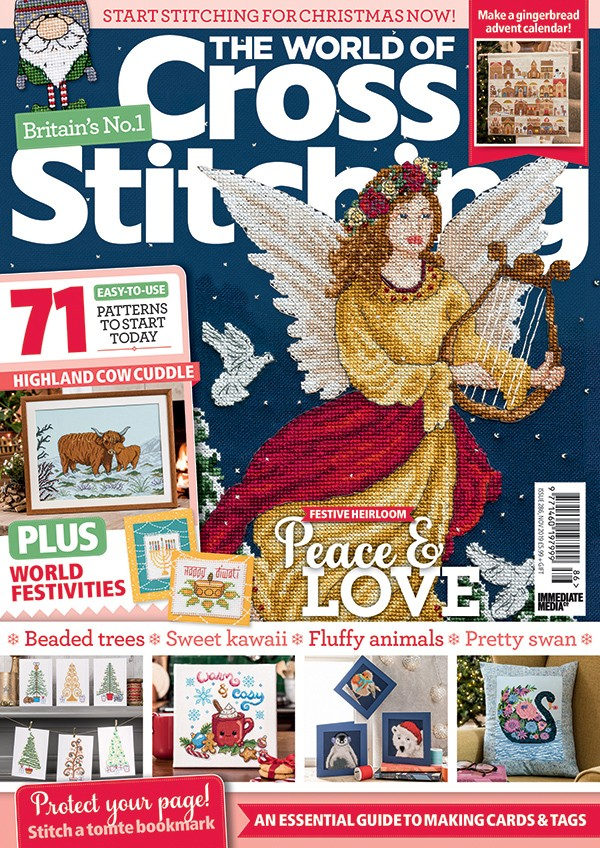 The World of Cross Stitching issue 286