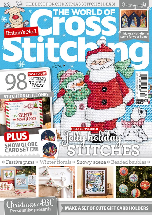 The World of Cross Stitching issue 287