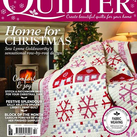 Today's Quilter magazine issue 54