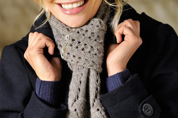 17 of the best free scarf knitting patterns