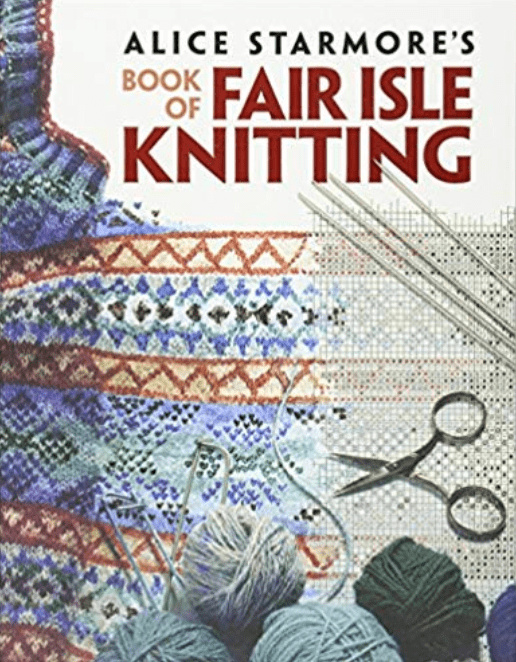 Book of Fair Isle Knitting