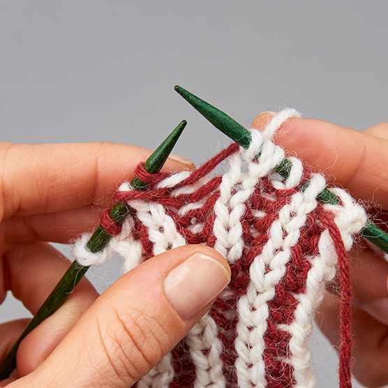 Brioche Knitting Tutorial brkyobrk
