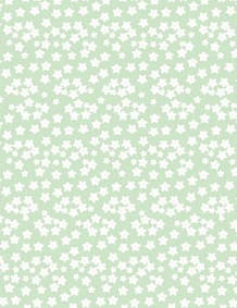 British wildflower patterned papers 02