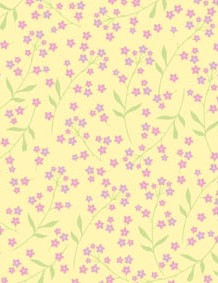 British wildflower patterned papers 06