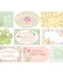 British wildflower patterned papers 08