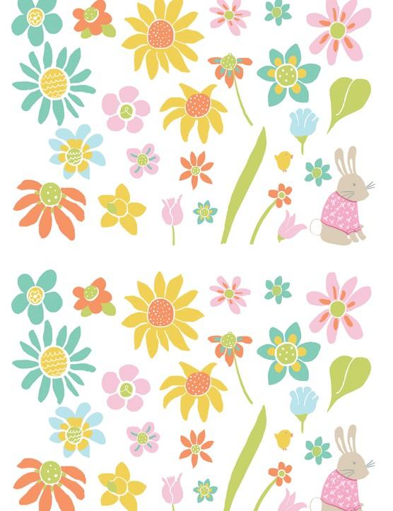 Free Easter egg basket printables 10
