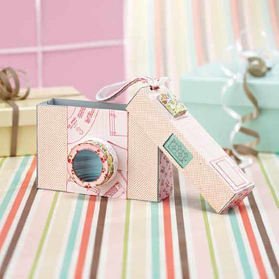 Free camera gift box template main