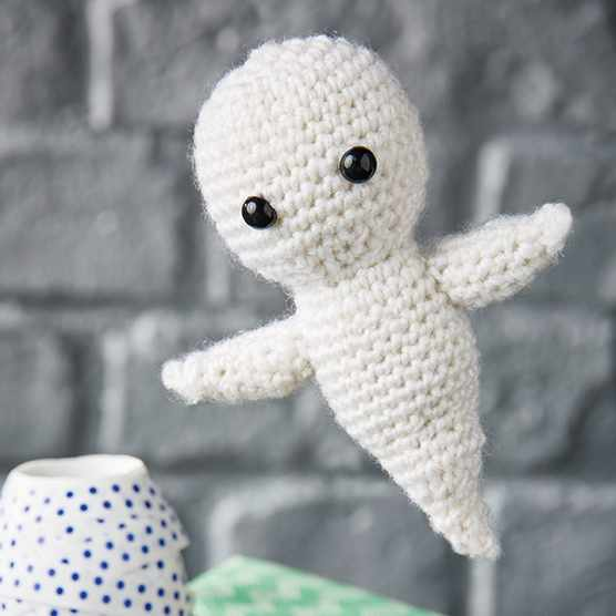 Ghost crochet pattern