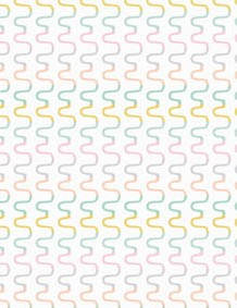 Spring pale pastel patterned papers 08