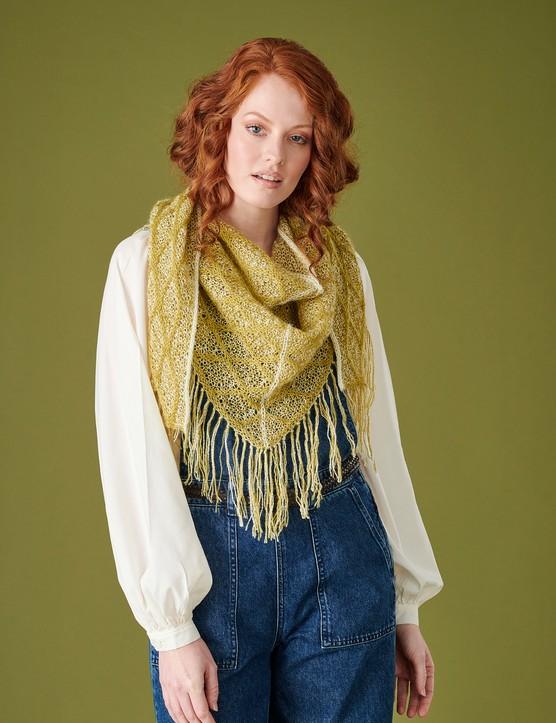 The Knitter 144 Wild Rye