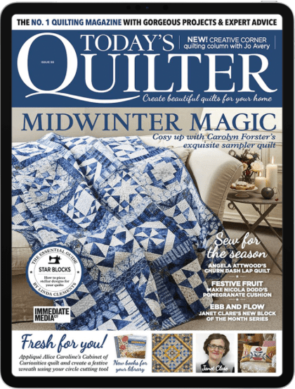 Today's Quilter Digital Edition