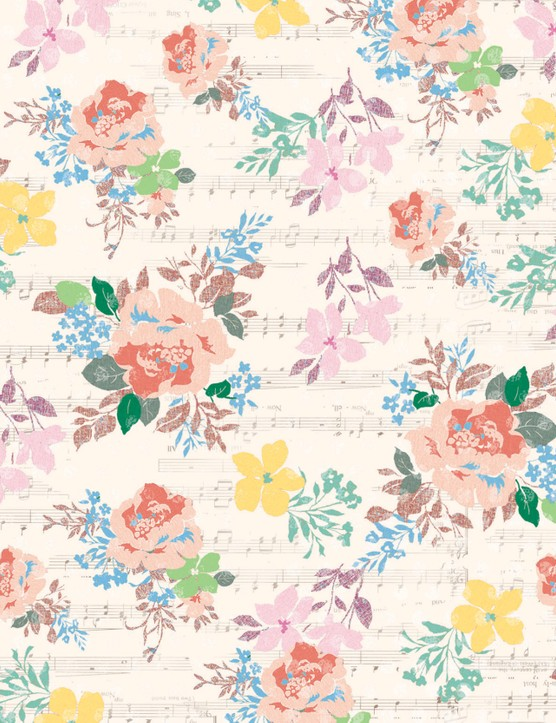 Vintage couture patterned papers_03