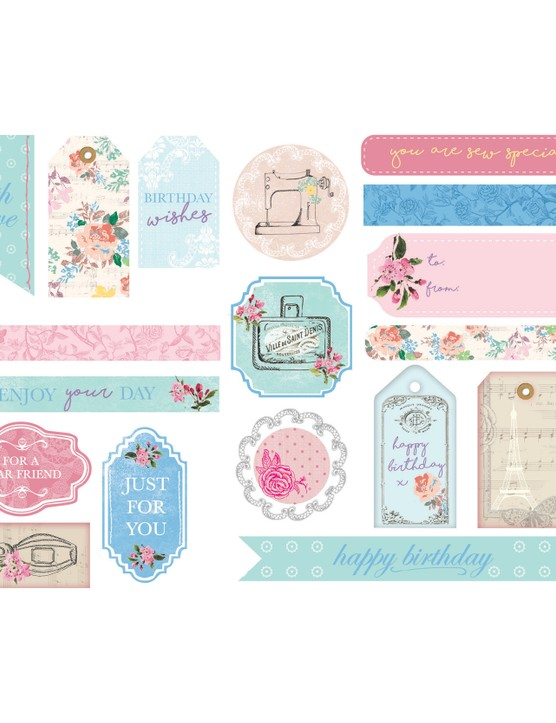 Vintage couture patterned papers_08