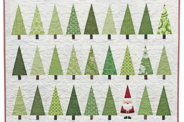 20 Of The Best Christmas Quilt Patterns Gathered