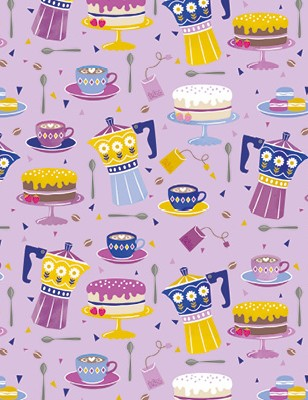 Free Cafe Chic patterned papers_01