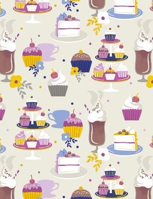 Free Cafe Chic patterned papers_04