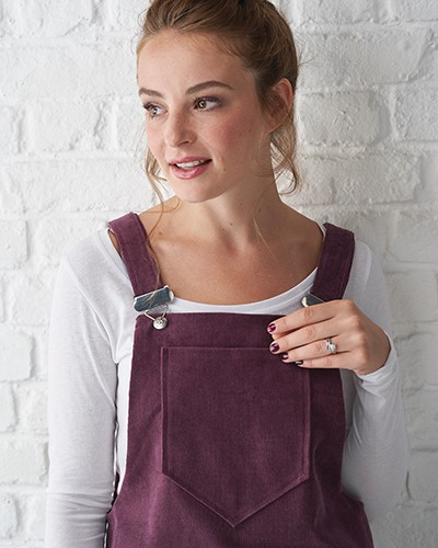 Pinafore Dress Sewing Pattern