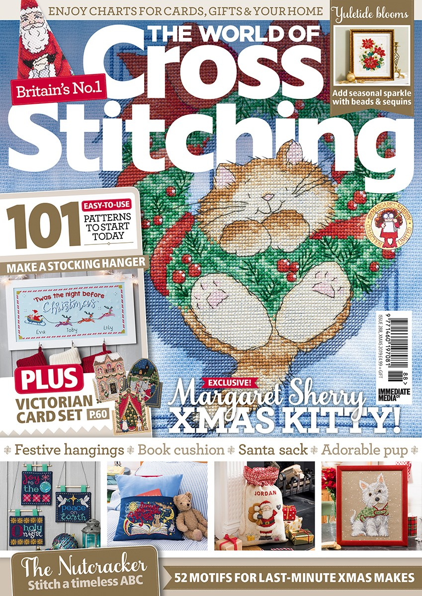 The World of Cross Stitching issue 289
