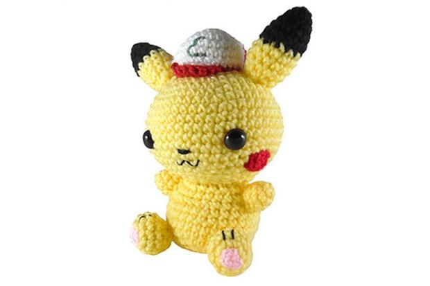 28 Crochet Pokémon Patterns | Knitterbox | 413x620