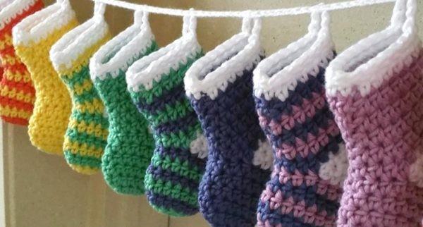 60 Free Crochet Christmas Ornaments Free Patterns Uk Gathered