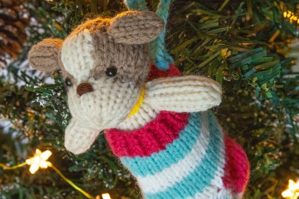 69 Christmas knits to cast on now - Gathered