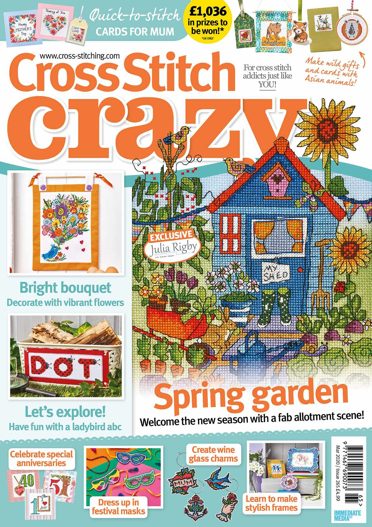 Cross-Stitch-Crazy-issue-265-cover
