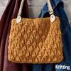 Simply Knitting 195 Vintage Style Handbag