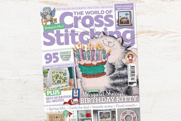 World Of Cross Stitching Christmas 2020 The World of Cross Stitching Free Templates   Gathered