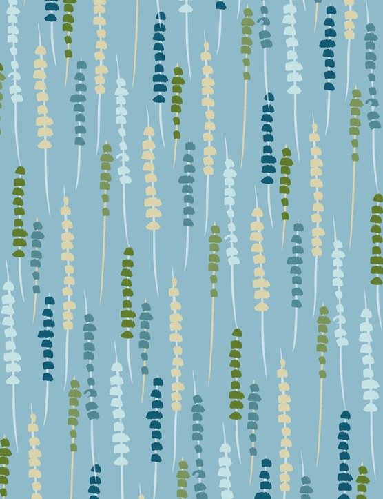 Abstract Florals patterned papers 03