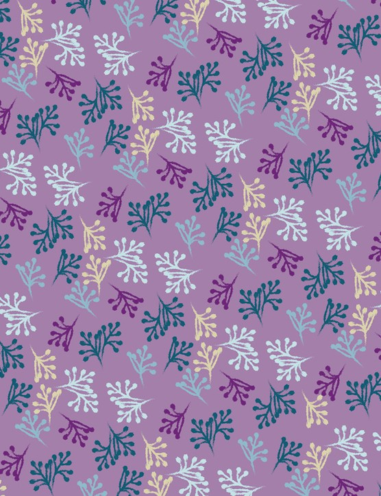 Abstract Florals patterned papers 06