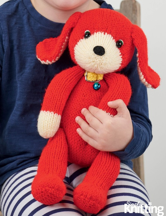 Simply Knitting 200 Toy Dog
