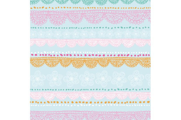 Free sketchy Happy Easter patterned papers_06
